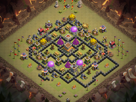 Clash of Clans (COC) Mod Apk Android