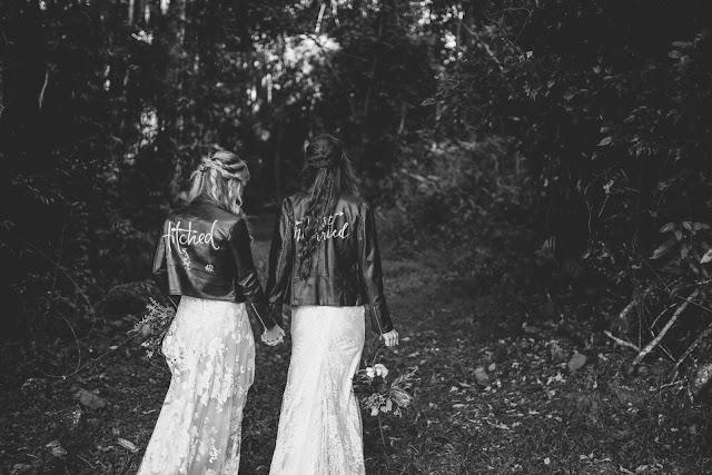 LOVE IS LOVE WEDDING SHOOT WILDE VISUAL PHOTOGRAPHY GOLD COAST WEDDING VENUE