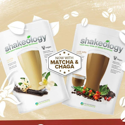 new shakeology flavors, YOUv2, Shift Shop, Chris Downing, Beachbody Programs, matcha, nutrition shake, weightloss shake, Netflix Workouts, dance fitness, Chaga, vegan shake, vegan shakeology,