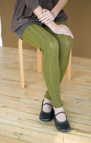 Free Knitting Pattern Ribbed Leg Warmers : Miss Julias Patterns: Free Patterns - 25 Luscious Leg Warmers to Knit &a...