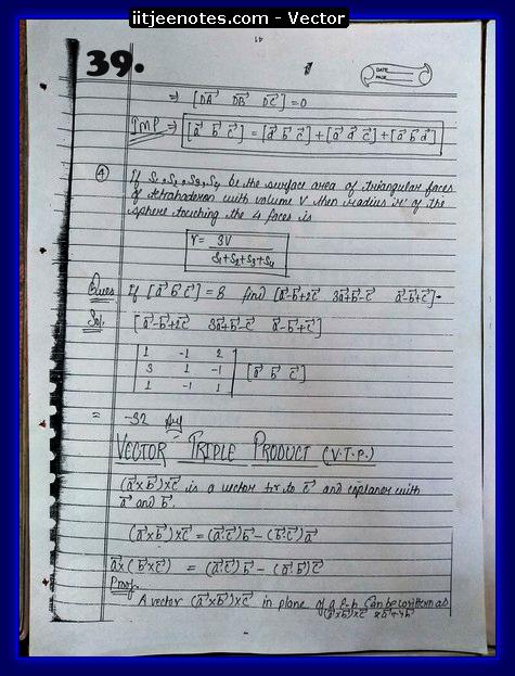 vector questions 9