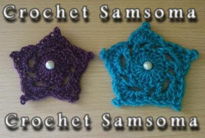 طريقة سهلة لعمل وردة كروشيه .  تعليم الكروشيه للمبتدئين بالفيديو. تعلم الكروشيه. دروس لتعليم الكروشيه للمبتدئات. crochet samsoma . crochet.