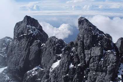 7 Puncak Gunung Tertinggi Di Dunia