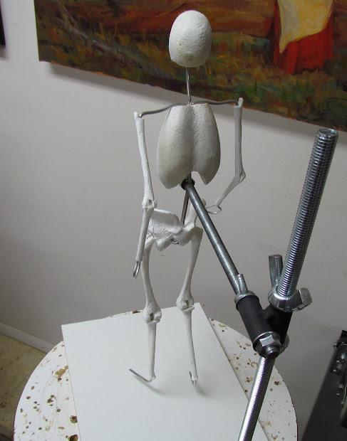 Truform Armatures Sculpture Clay