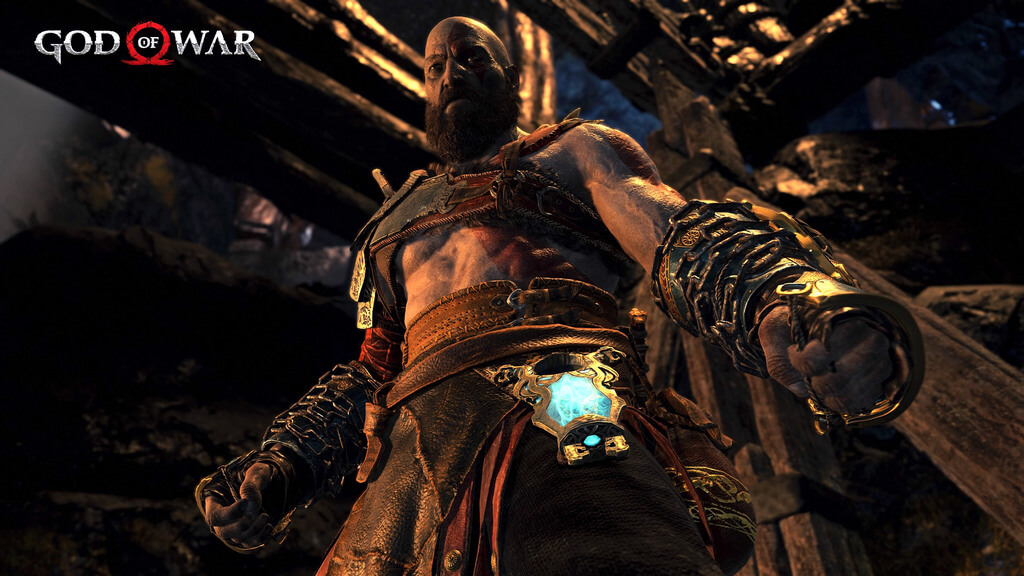 God of War 2 ppsspp iso on android Download - Techbroot