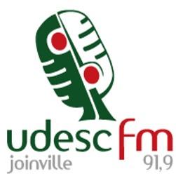 Rádio Udesc FM de Joinville SC