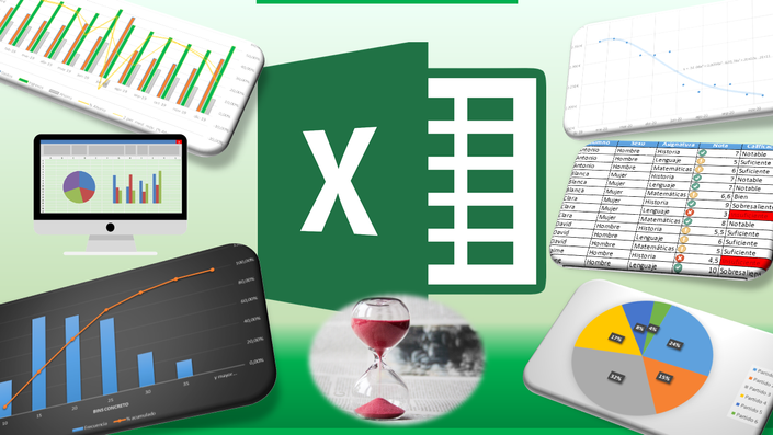 Cursos Excel, Power Query, PowerPivot