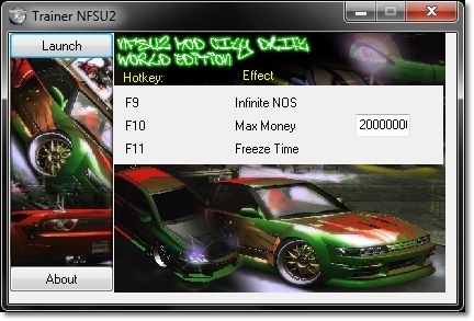 Images of Nfs Underground 2 Trainer - #rock-cafe