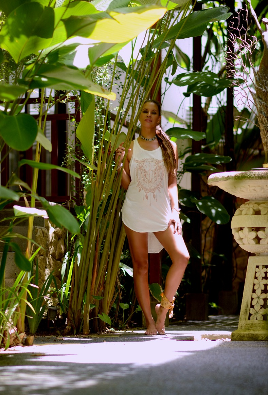 Tamara Chloé, bali, Aqua Octaviana Bali Villa, Bamboo Blonde, Lost In Paradise Bali