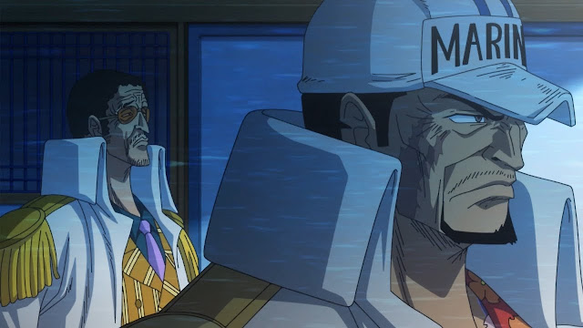 One Piece Episode 882: Perang Paramount - Kehendak Warisan Raja Bajak Laut
