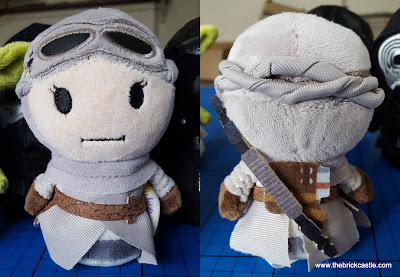 Rey soft toy Star Wars Itty Bitty Hallmark Review