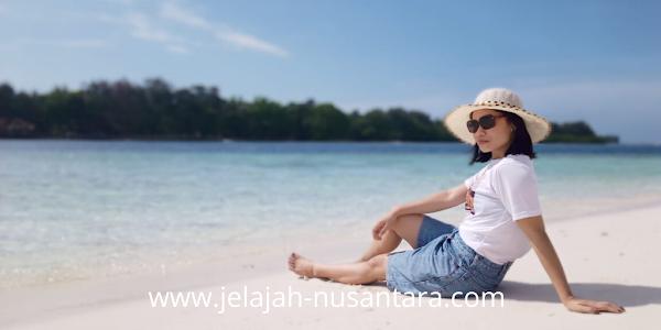 paket wisata open trip private trip murah pulau harapan 3 hari 2 malam