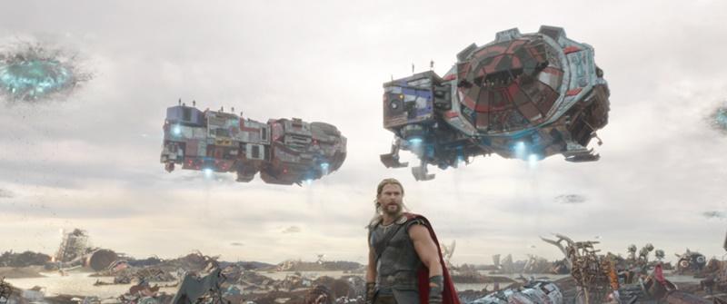 Thor, Ragnarok, Thor: Ragnarok, Movie Review, Marvel Comics, Superhero, Hulk, Hela, Asgard, Rawlins GLAM, Marvel Studios, Walt Disney Studios Motion Pictures,