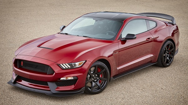 Ford Shelby Mustang GT350 2017