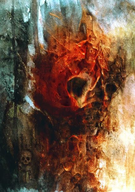 Dark Surrealism Art Paintings