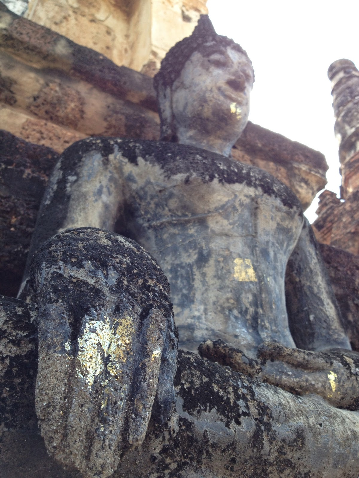 Old Sukhothai - Wat Mahthat