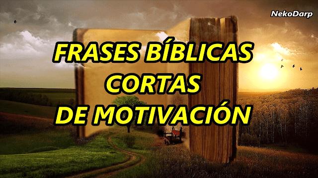 Frases Biblicas Cortas De Motivacion Nekodarp Frases De La Vida