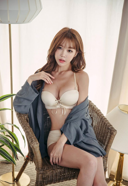 Hot girls Beauty Girls sexy body Korean Model Yoon Ae Ji 8