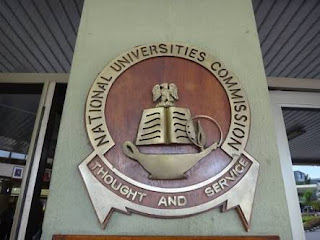 NUC Accreditation Report And List Of Unaccredited Courses In Nigerian Varsities 2016.