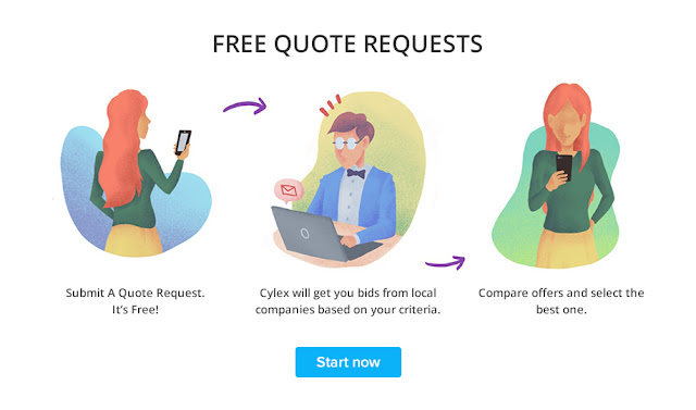 Submit a Quote. It's Free!