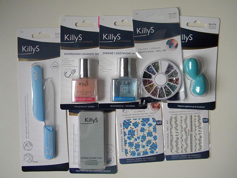 Killys - piękno w Twoich rękach, recenzja.