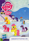 My Little Pony Wave 7 Fluttershy Blind Bag Card