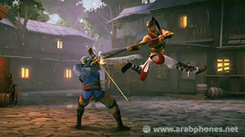 تحميل Shadow Fight 3 مهكرة للاندرويد
