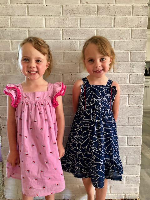 Cat & Jack toddler dresses