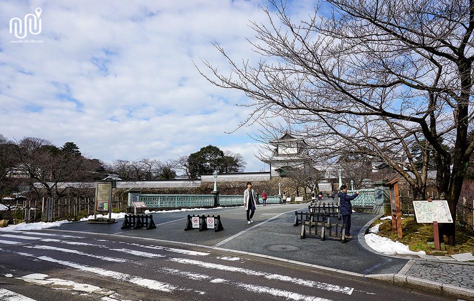 ปราสาท Kanazawa