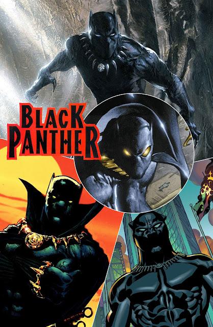 Black Panther storia Marvel Pantera Nera