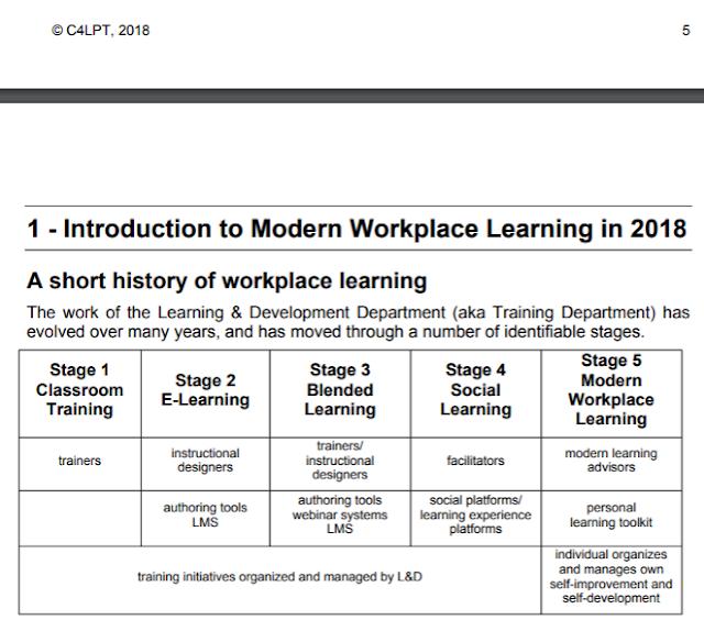 rotana ty jane hart modern workplace learning book
