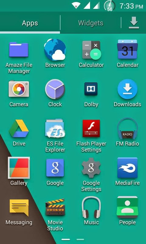Mediatek Alps Custom Rom