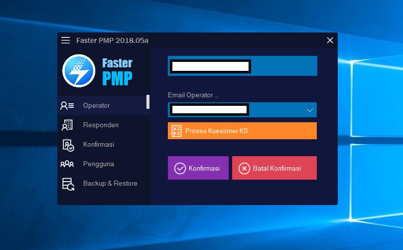 Faster PMP Versi 2018.05