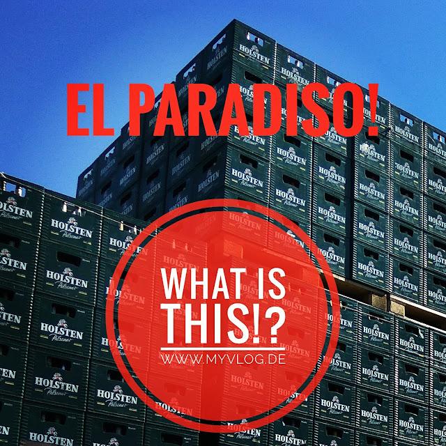 MyVlog Foto: Lifestyle - Holsten el Paradiso in Hamburg  - WHAT IS THIS!?