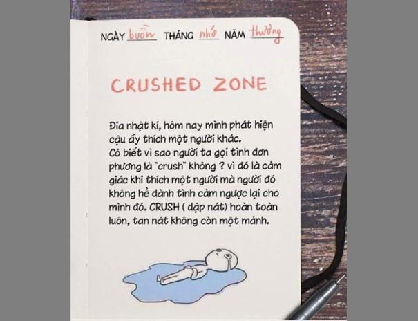 Nghĩa của từ Crush