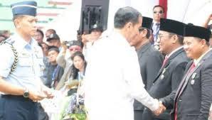 Bupati Tasikmalaya Raih Penghargaan Satyalancana Pembangunan dari Presiden