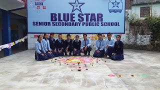 blue star public school