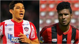 Atlético Junior vs Deportivo Lara en Copa Sudamericana 2016