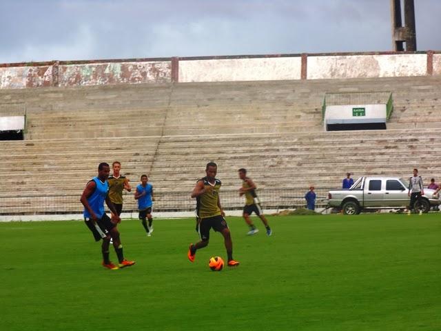 cbe71820e7 Botafogo-PB encerra preparação visando Final da Série D no próximo domingo