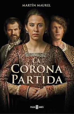 La corona partida - Martín Maurel (2017)