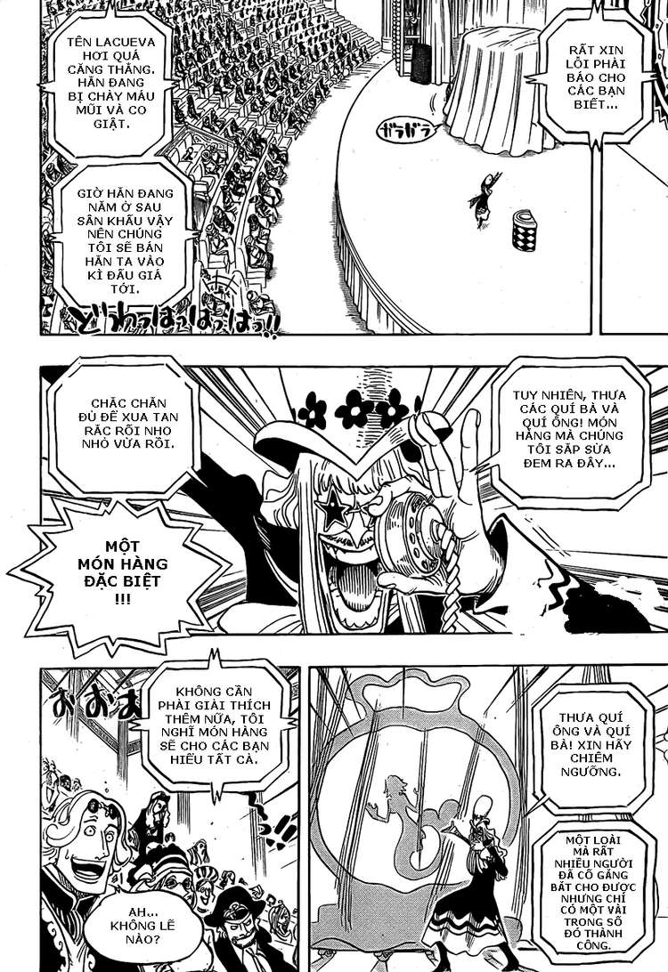One Piece Chap 502