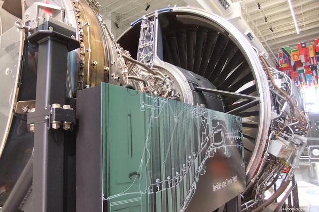 RollsRoyce-トレント1000エンジン Trent1000-engine3