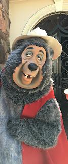 Big Al Disney Parks Character