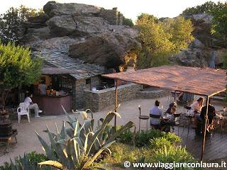Nonza ristorante la Sassa