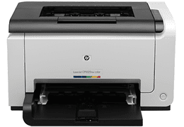 HP LaserJet CP1025nw Printer Driver