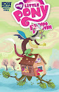 MLP Friends Forever #2 Comic Cover Subscription Variant