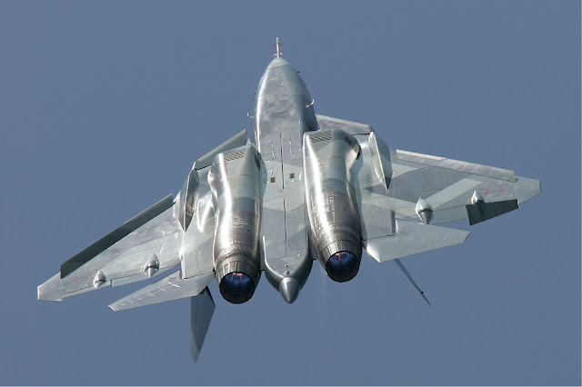 INDIA, RUSSIA AND THE DEAL FOR 5th GENERATION FIGHTER