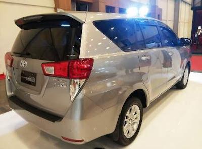 Harga Toyota Innova Terbaru