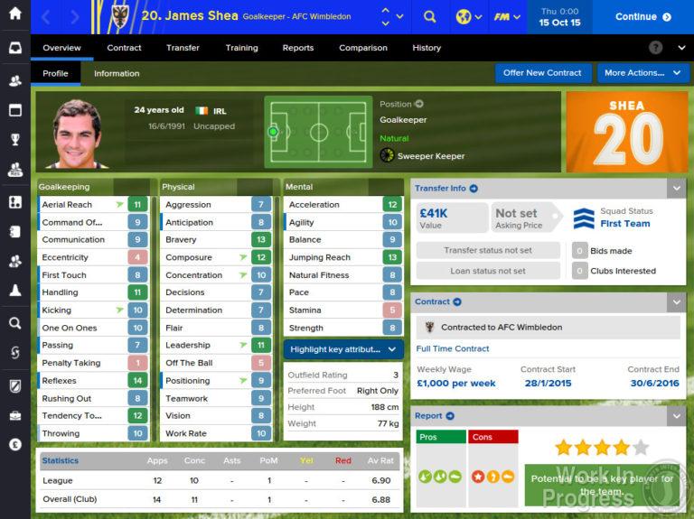 Super Soccer Manager Free Download for Windows 10, 7, 8/8 ...