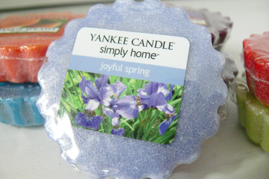 Yankee Candle, Joyful Spring